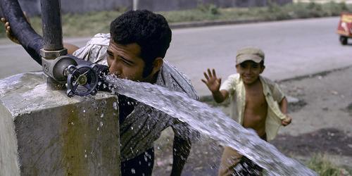 BA 104 - FOTO DRINKING WATER