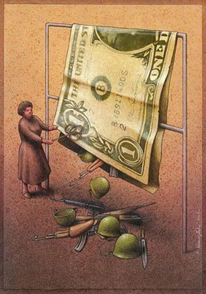 BA 126 - Pawel Kuczynski - dolar financia guerra