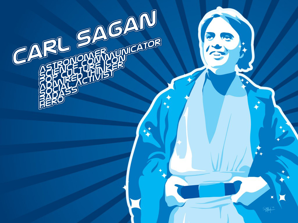 BA 152 - Carl-Sagan-Simply-the-Man.-That-is-all