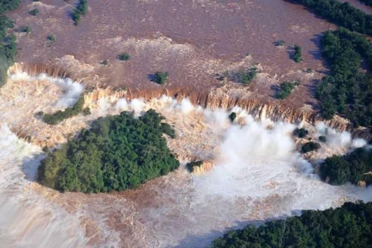BA 161 - Crecida Iguazu