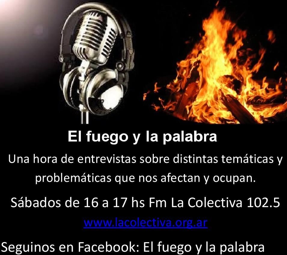 BA 165 - El fuego y la palabra
