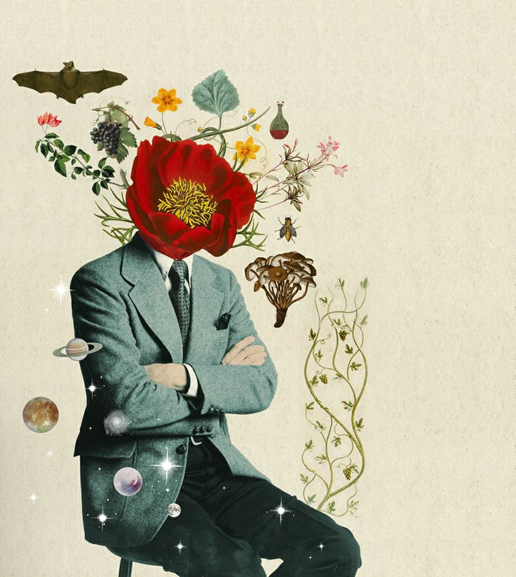 BA 165 - Suit and Flower