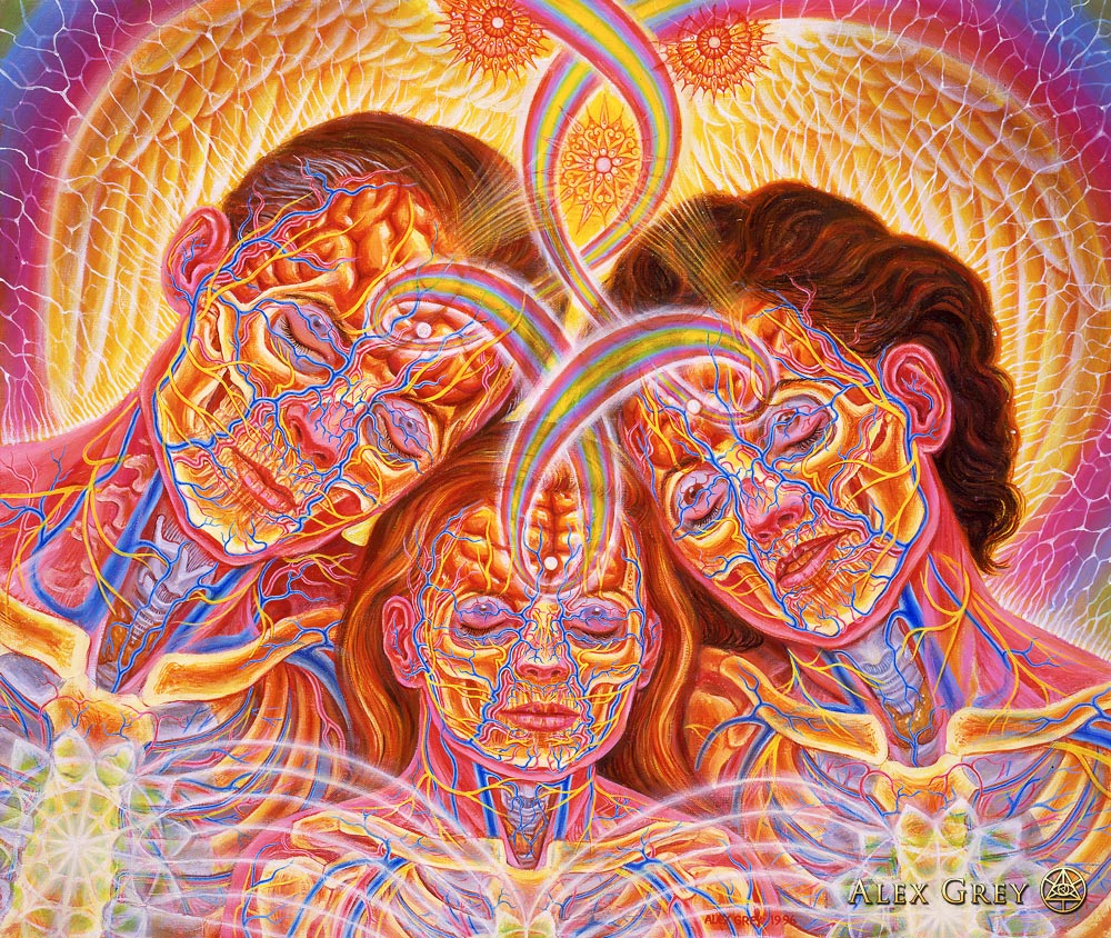 BA 187 - Alex Grey FAMILY