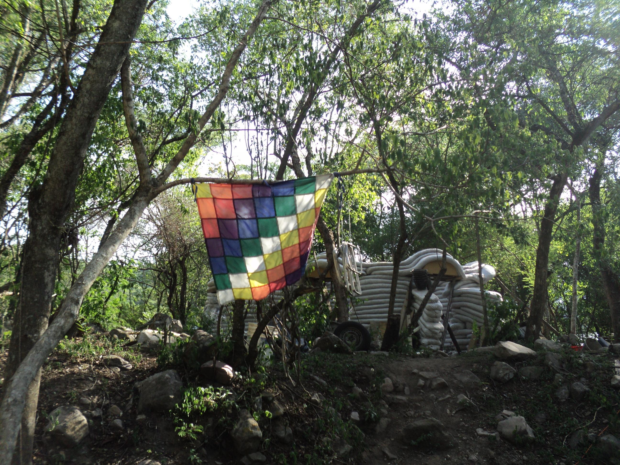 BA 191 - Bandera Pueblos Originarios