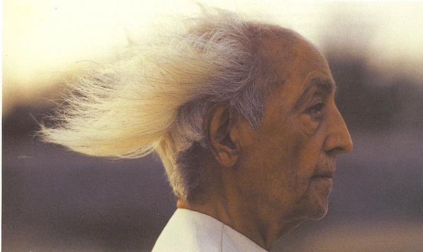 BA 195 - Krishnamurti