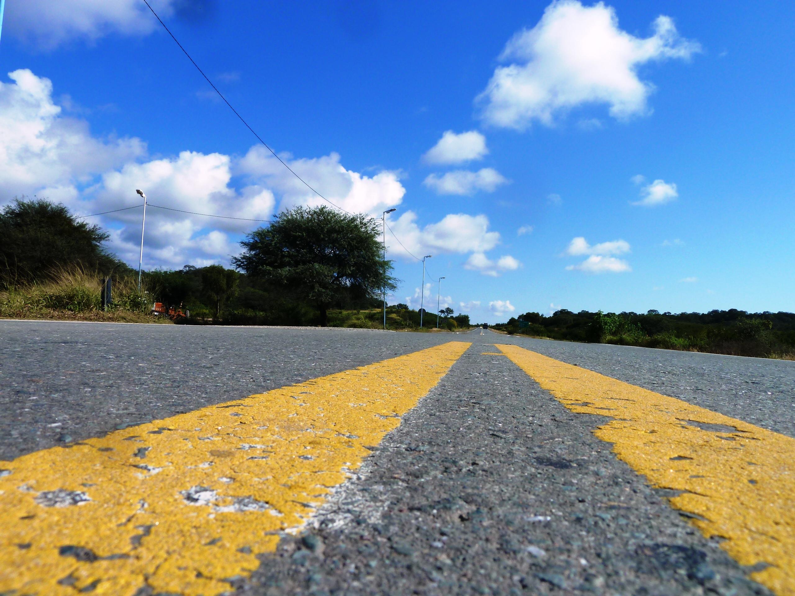 BA 208 - The Road