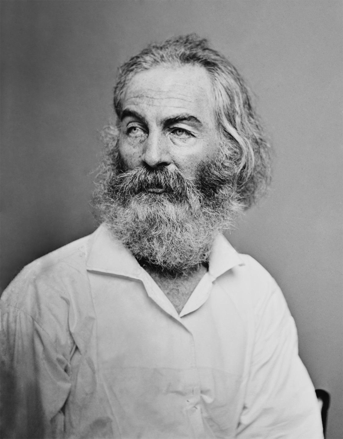 BA 208 - Walt Whitman