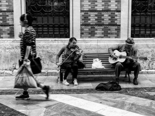 BA 209 - Musicos callejeros