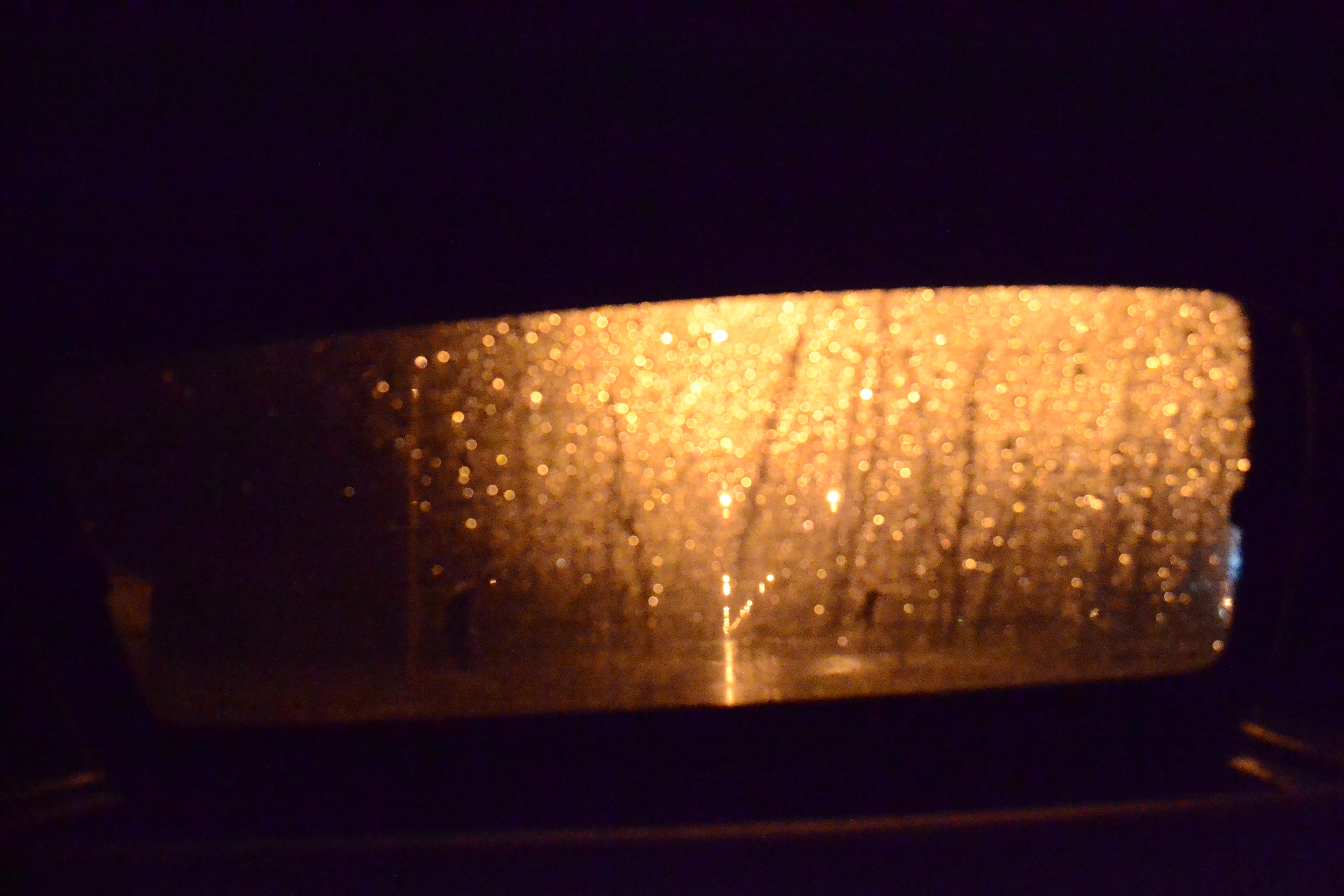 BA 219 - Sad Rainy Window