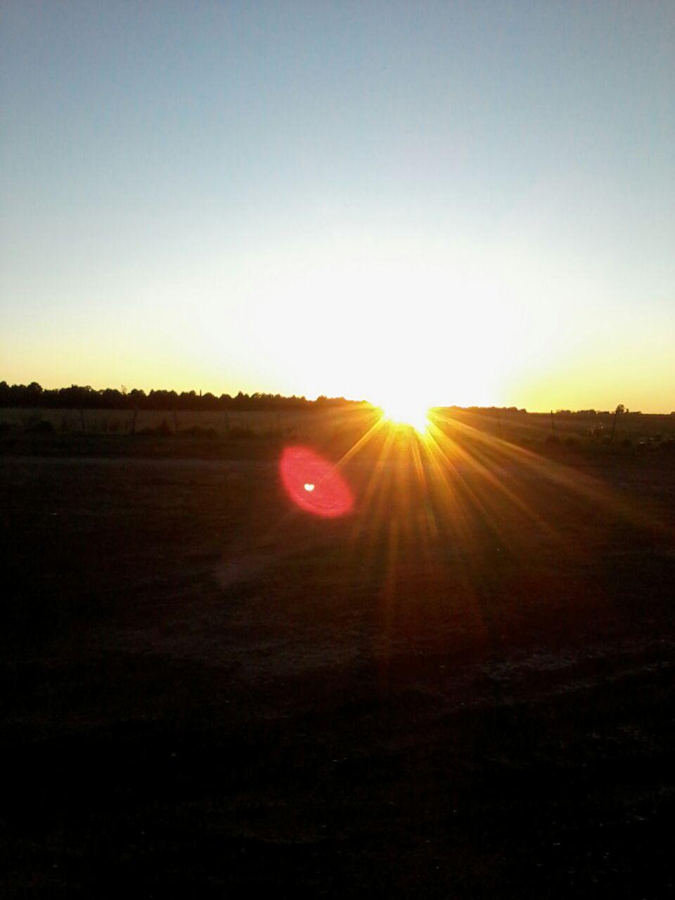 BA 222 - Sunrise