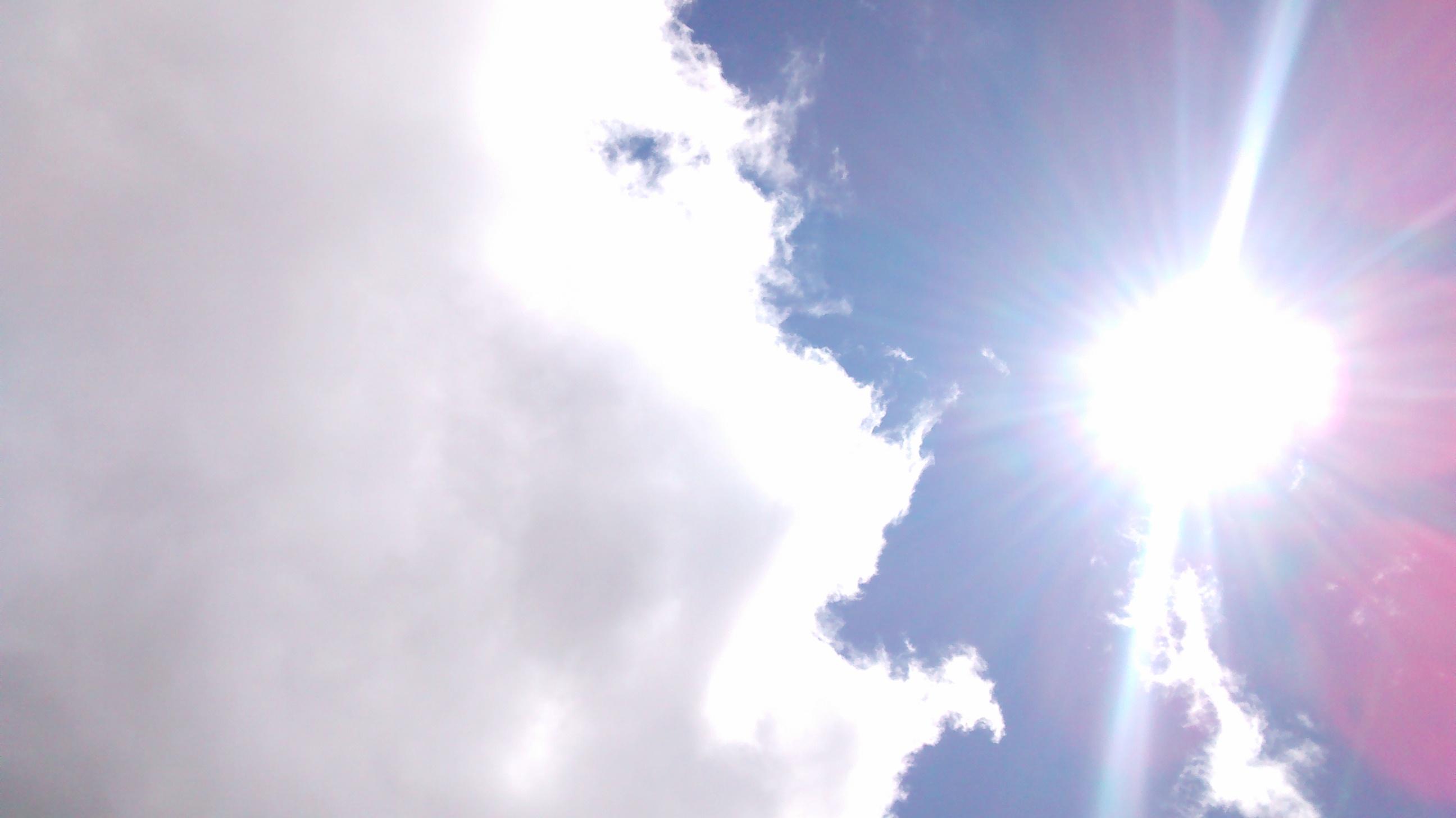 BA 228 - Nubes se corren